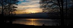 Sonne über dem See | 17.01.2020 | Bornhöved - Schleswig-Holstein - Deutschland