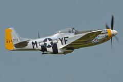 "North American P-51D Mustang '414711 / YF-M' ""Dakota Kid II"" (NL151HR)"