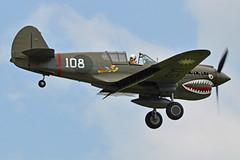 Curtiss P-40E Kittyhawk '108' (N1941P)