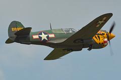 Curtiss P-40K Warhawk '210256' (N401WH)