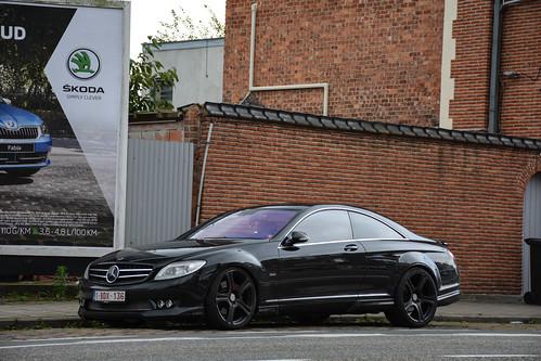 Mercedes-Benz CL (C216) Carlsson CK 50 RS