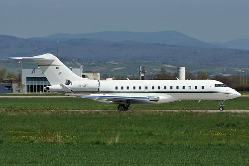 HB-JFY(c/n 9347)Bombardier BD-700-1A10 Global Express XRS Air King Jet