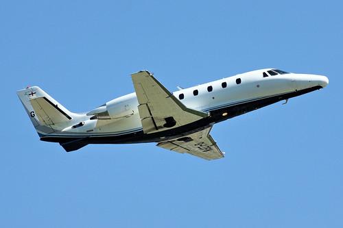 G-LDFM (cn 560-5242)Cessna 560XL Citation Excel MAS Airways