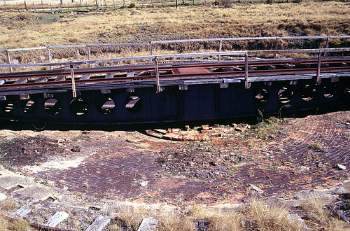 Tenterfield turntable