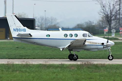 N98HB (cn LJ-285)Beech A90 King Air Bodmer Financing Company