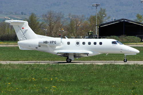 HB-VPG (cn 50500068)Embraer EMB-505 Phenom 300 Jet Aviation Business Jets AG