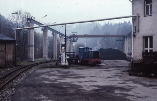 Wilischtal, Papierfabrik Penig