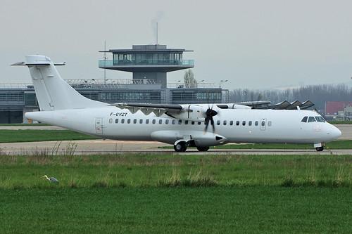 F-GVZT(cn 789)ATR ATR-72-500 (ATR-72-212A) Airlinair