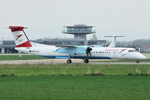 OE-LGD (cn 4027)De Havilland Canada DHC-8-402Q Dash 8 Austrian Arrows (Tyrolean Airways)