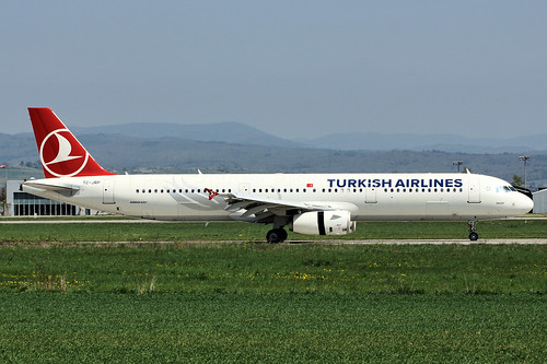 TC-JRP (cn 4698)Airbus A321-231 Turkish Airlines