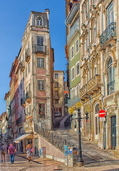 Rua De Corpo de Deus, Coimbra, Portugal