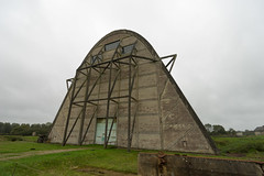Hangar à dirigeables d'Écausseville