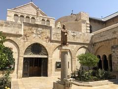 Church of St Catherine, Bethlehem