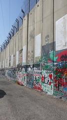 Grafitti art in Bethlehem