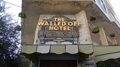 The Walled Off Hotel, Bethlehem