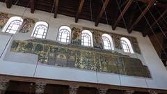 Mosaics in the Church of the Nativity, Bethlehem