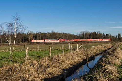 Schwarzenbek Au RE1 13013 HHh - Bue 182 023-2