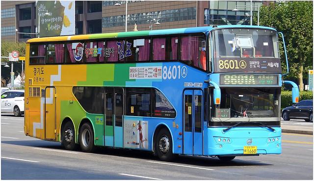79 1660 (ROK) | Volvo Hi Decker | Seoul City Bus