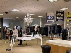 Bloomingdales Store Closing Sale The Falls