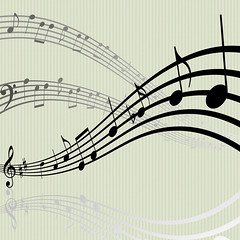 Music Note Paper Music Digital Papers Edited 2020