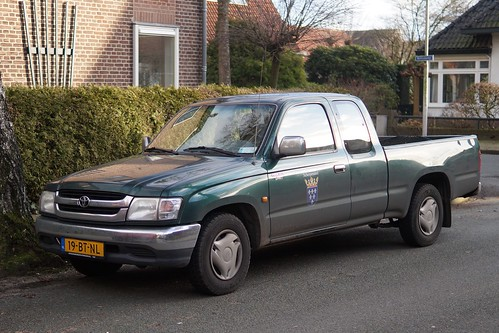 2005 Toyota Hilux 2.5 D4-D 90 Extra Cabine