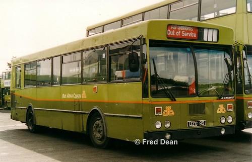 Dublin Bus KC99 (UZG99).