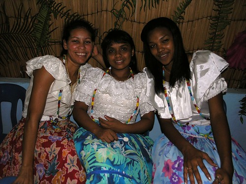 Umbanda - Candombé ceremony; Manaus, Brazil 2004