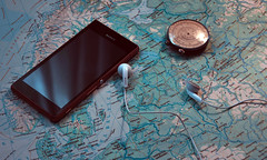 Smartphone Music Sony Travel Time Edited 2020