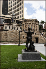 Brisbane ANZAC Square Memorial -2=