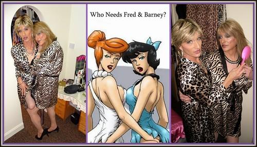 Who needs Fred & Barney?