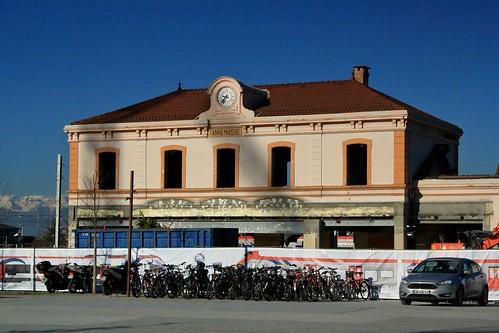 AnnemaL'ancienne gare d'Annemassesse