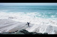 Surf at Bidart