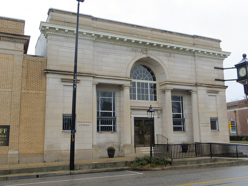 Old First National Bank Greenville AL