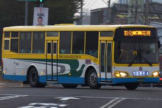 彰化客運 彰化高商社口線 FAE-522