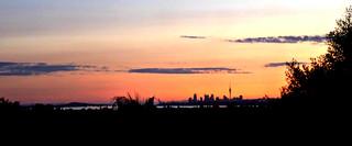 Sunrise 19 January Auckland City