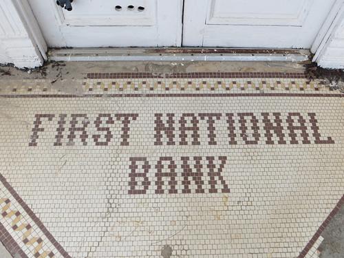First National Bank Mosaic Brantley AL
