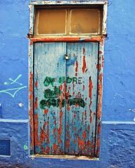 A door in Marocco