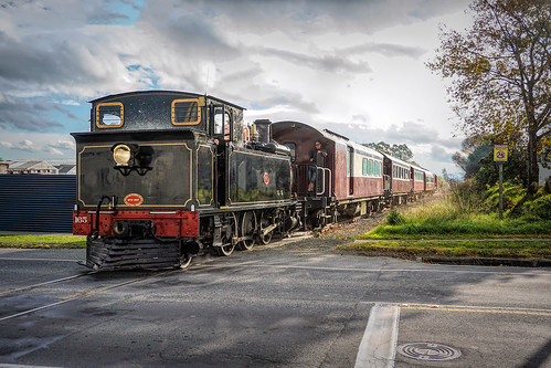 Gisborne City Vintage Railway