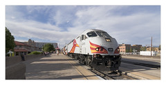 Albuquerque NM – The New Mexico Rail Runner Express