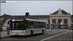 Heuliez Bus GX 337 – STAC (Société de Transport de l'Agglomération Chalonnaise) (Transdev) / Zoom n°2143