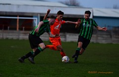 AFC Blackpool v Golcar United 18.01.2020