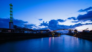 Am Duisburger Aussenhafen