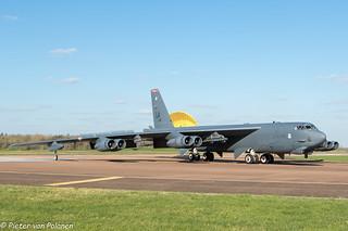 B-52H 61-0015 LA