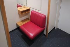 Heerbrugg - Ladies' Compartment