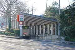 Car park @ Grand-Lancy @ Geneva