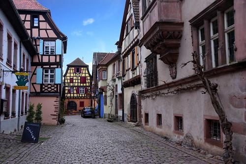 Riquewihr (Haut-Rhin, F)