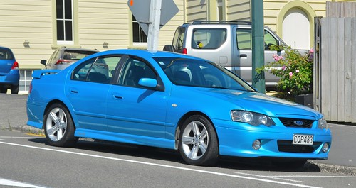 2005 Ford Falcon Ba XR6T Fa