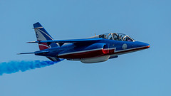 Alphajet of the