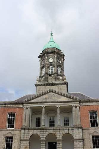 Bedford Tower, Dublin Castle, Ireland