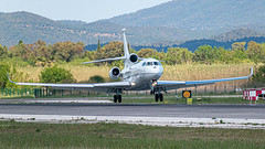 Dassault Falcon 8X - Photo of La Crau